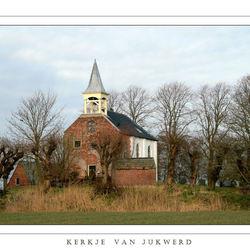Kerkje van Jukwerd.