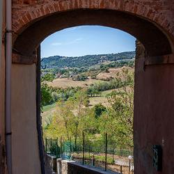 Doorkijkje in Talamello