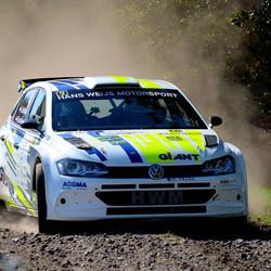 Rally VW Polo R5