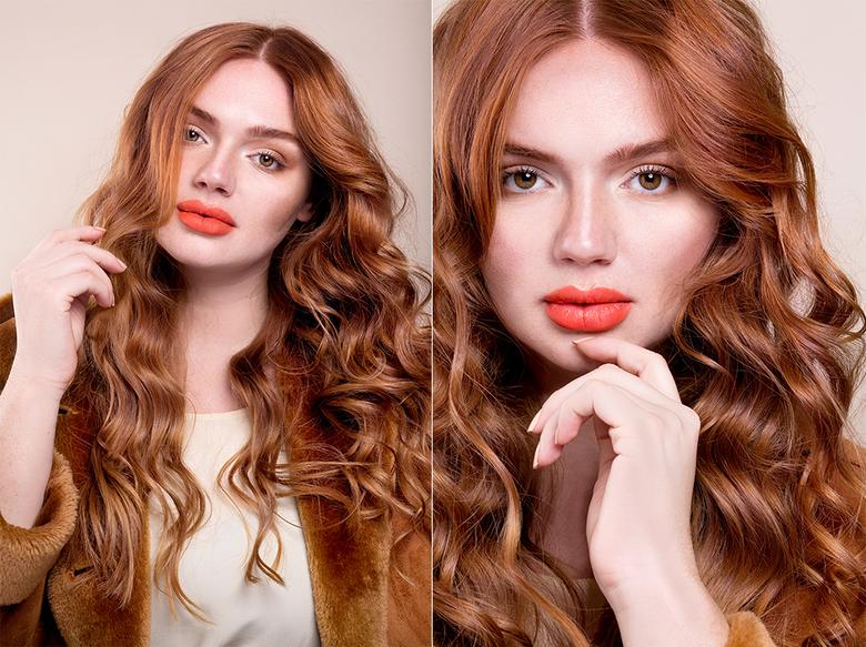 Marjolein - Model: Marjolein @ Linda models curvy<br /> Make-up en haar: Naomi Glaser<br /> Fotografie, retouch: Stephanie Verhart