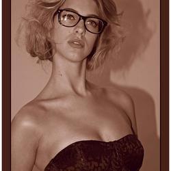 Model in de jaren '60