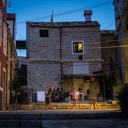 Dubrovnik - Speelplaats