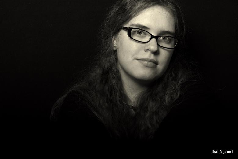 Ilse - zelfportret.