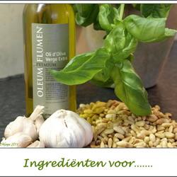 ingrediënten voor.......