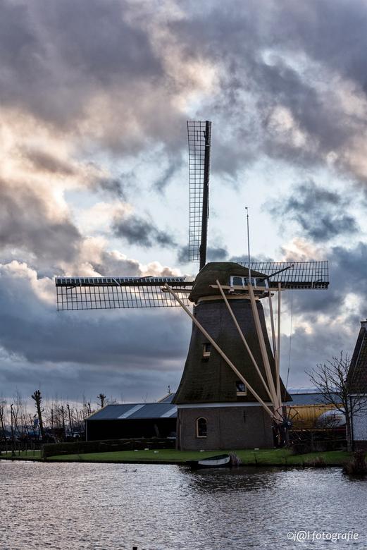 Molen korpershoek - De molen van Schipluiden