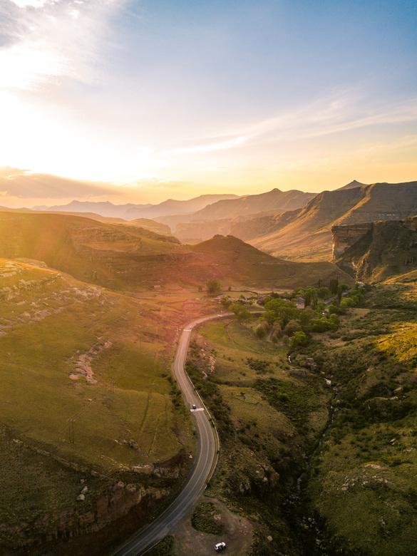 Golden Gate National Park, South Africa -
