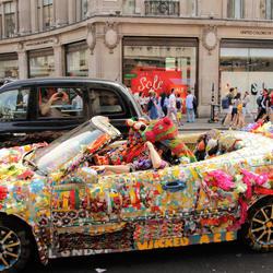 Oxfordstreet Londen