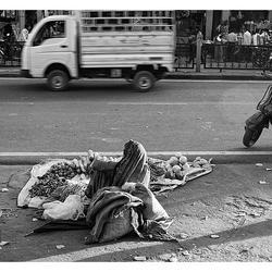 verkoopster in Jaipur