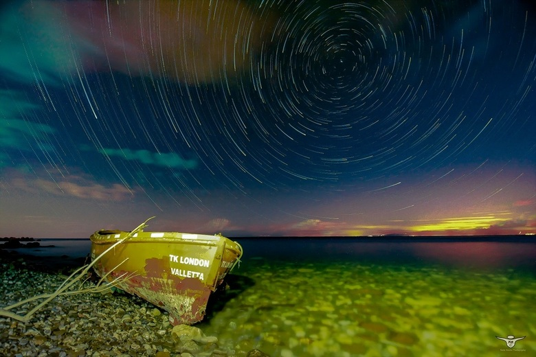 starly boat - Onder de Griekse hemel