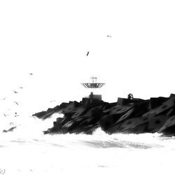 Romantiek op de pier