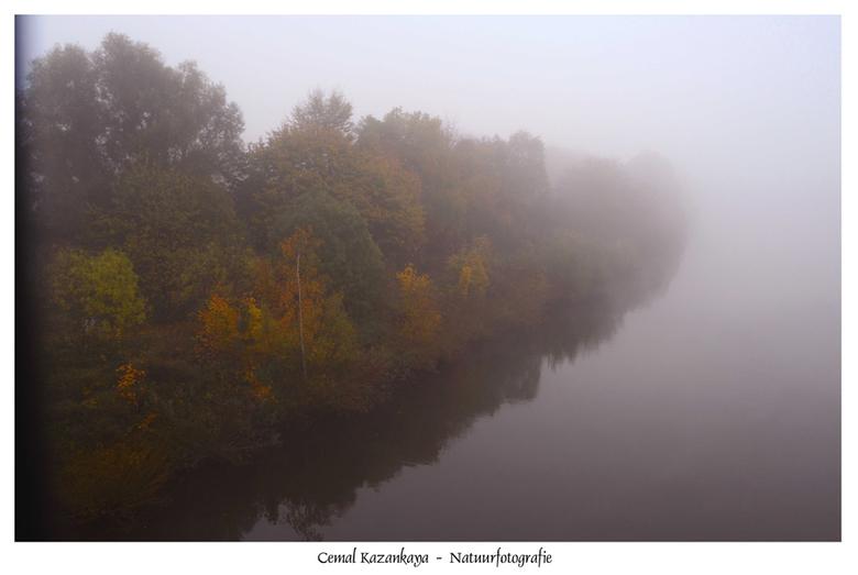 Herfst en mist - Herfst en mist..