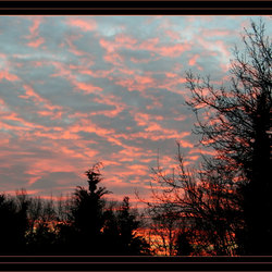 Morgenrood....