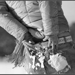 Bewerking: Help, het sneeuwt...!