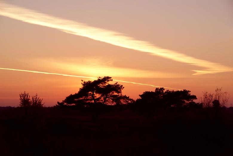 zonsondergang - ...