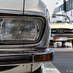 Historical Lines of Audi 100