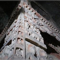 Boeddha beelden in het veelvoud