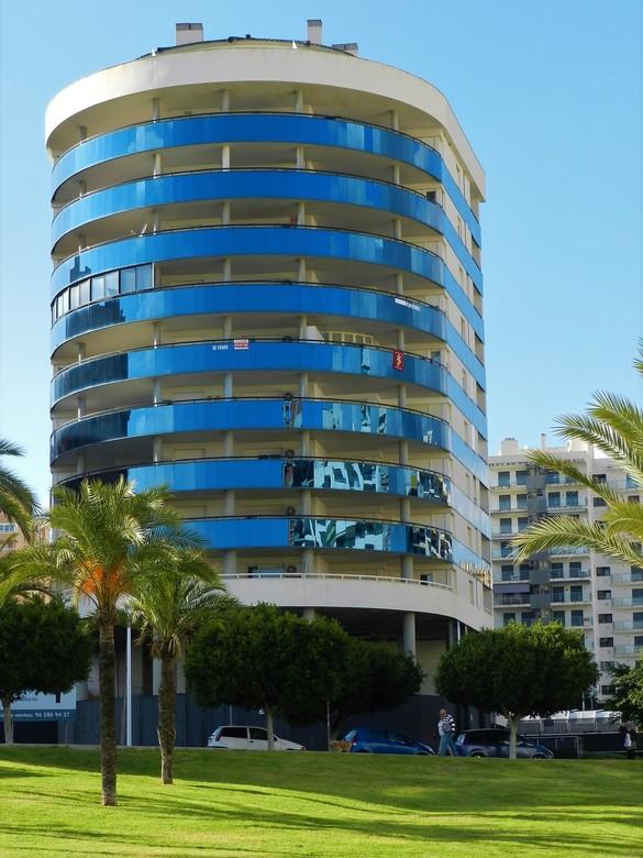 Blue House -