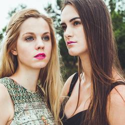 Kayleigh & Iris