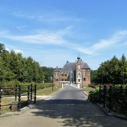 P1020625 Apeldoorn en Omg  Kasteel Cannenburch 19 juli 2018