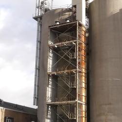 Oude silo's