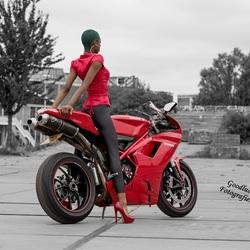 Ducatie babe