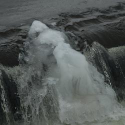 Water-ijs val