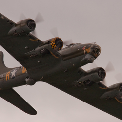 Mighty Flying Fortress