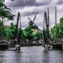 Taanbrug Schiedam