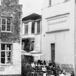 Straatfotografie te Gent