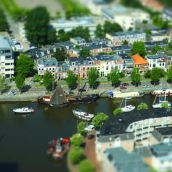 Miniatuur stad