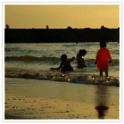 Bewerking: Water, Leven en een Silhouet