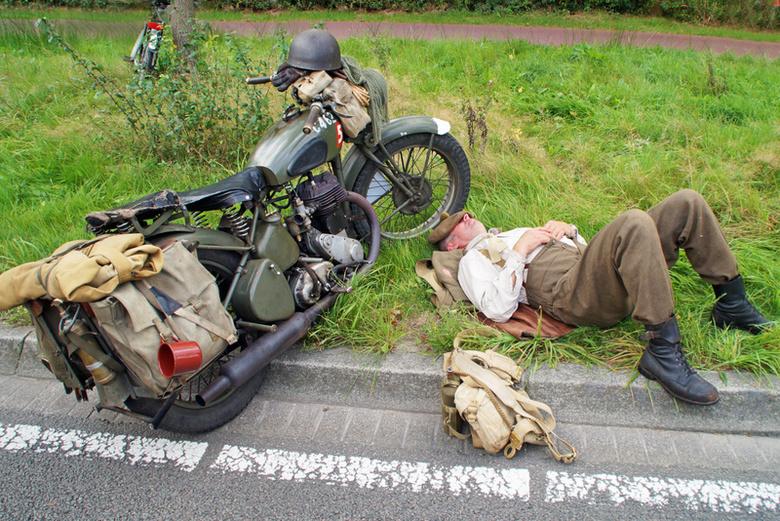 Operation Market Garden: Pauze
