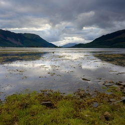 Loch Leven at Glen Coe