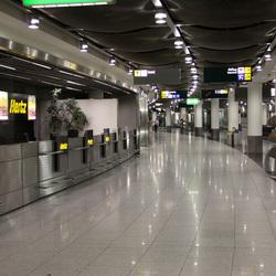 Airport hal