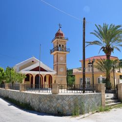 Kerk in Alikanas