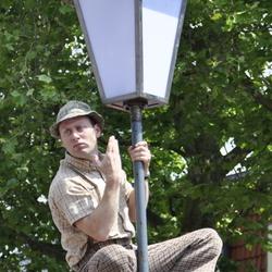 Straattheaterfestival Woerden Noah Chorny