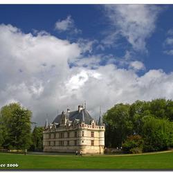 Kasteel van Azay-Le-Rideau