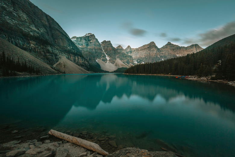 Moraine Lake -