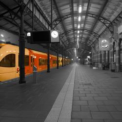 Missed last train!