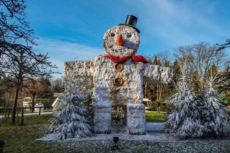 Winterefteling -