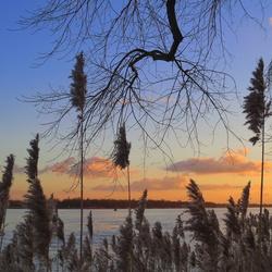 Kop vh Land Dordrecht, aan de rivier, blijft een prachtig punt daar