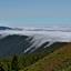 Wolken waterval