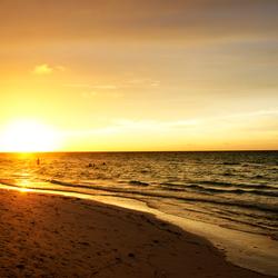 1_Cuban Sunset
