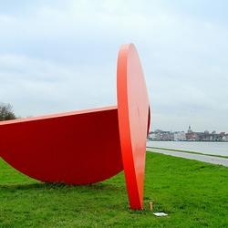 Kunst aan de rivier