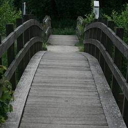 Houten bruggen - Herentals
