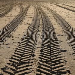 Tractorsporen
