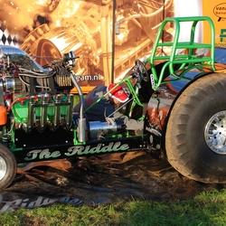 Tractor Pulling Bakel 2008