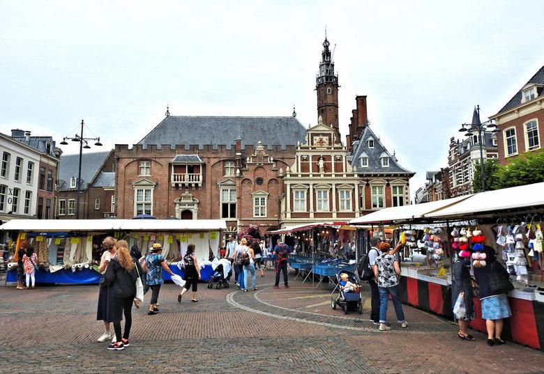 Haarlem en de maandagmarkt