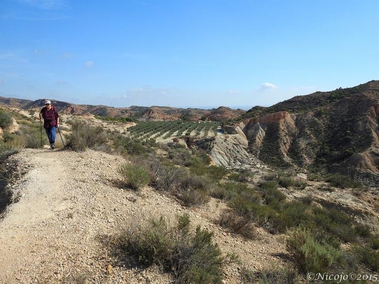 """Rambla Salada, Crevillente - Voor meer foto&#039;s en informatie zie mijn blog over onze wandeling door dit gebied.....<br /> <br /> <a href=""""http:/"""
