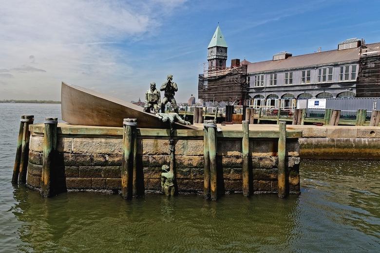 Battery Park 2 - Kunst bij Pier 11